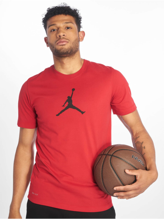 Jordan T-Shirt Iconic 23/7 red