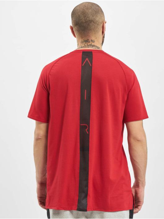 Jordan T-Shirt Air SS red