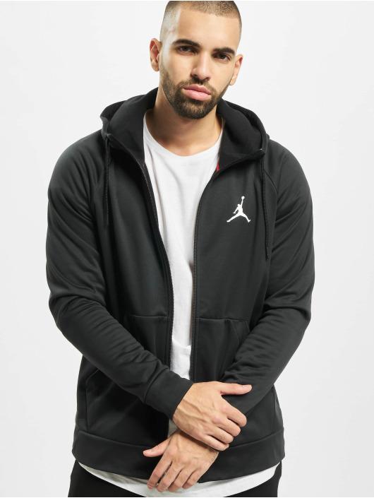 Jordan Zip Hoodie 23 Alpha Therma Fleece FZ black
