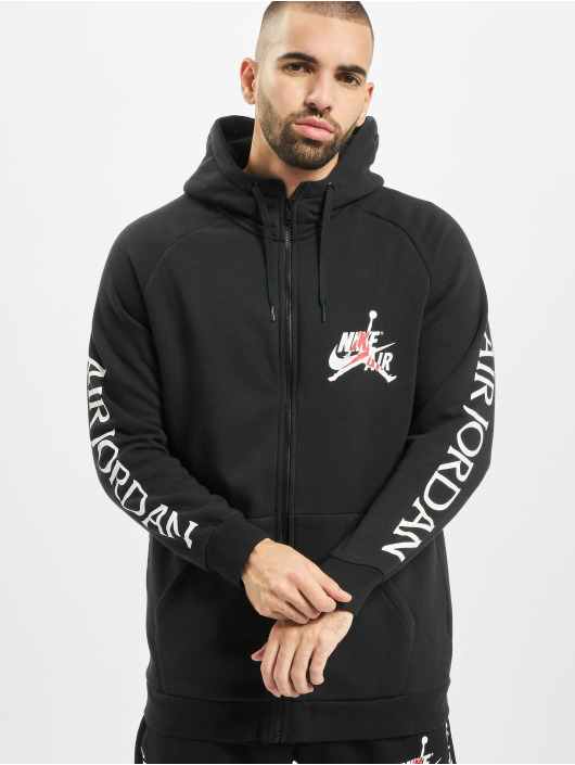Jordan Zip Hoodie Jumpman Classic Full black