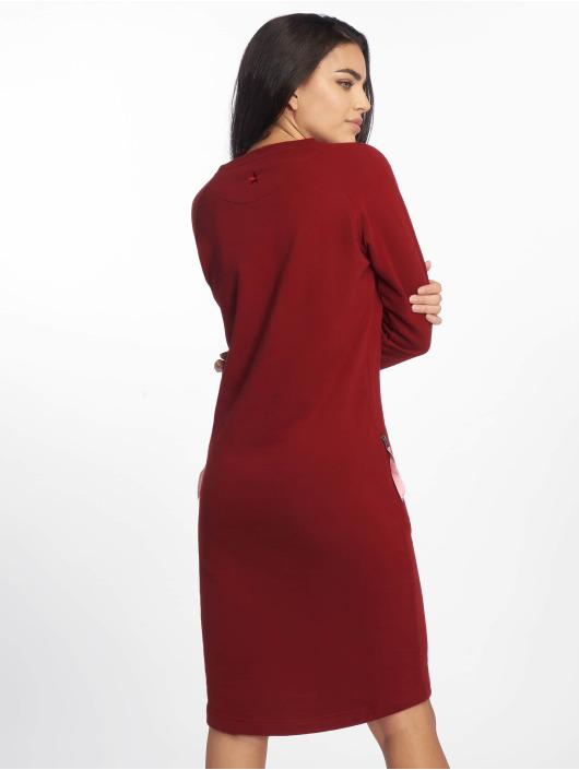 Just Rhyse Dress Santadi red