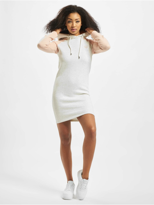 Just Rhyse Dress Big Sky white