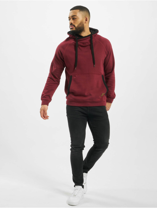Just Rhyse Hoodie Rock Spring red