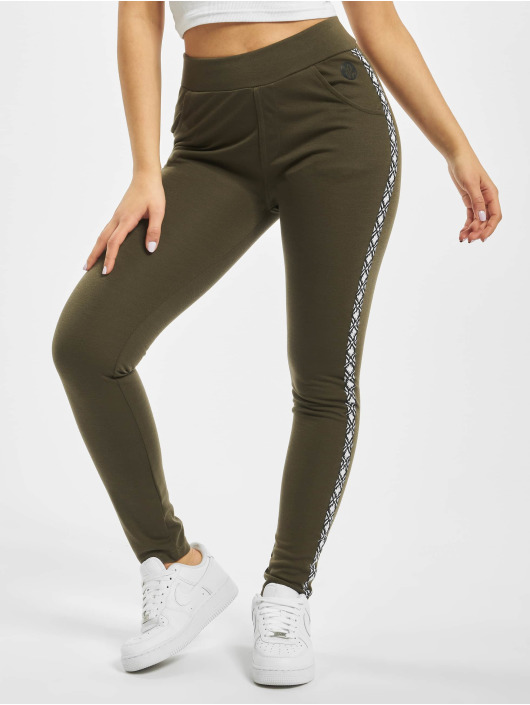Just Rhyse Leggings/Treggings La Cruz olive