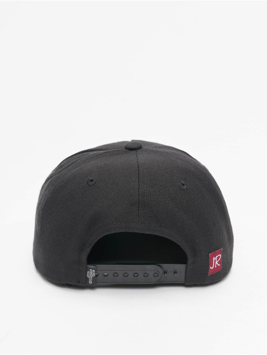 Just Rhyse Snapback Cap New York Style black
