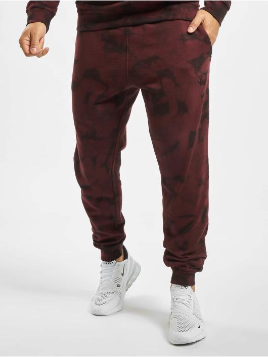 Just Rhyse Sweat Pant Ten Sleep red