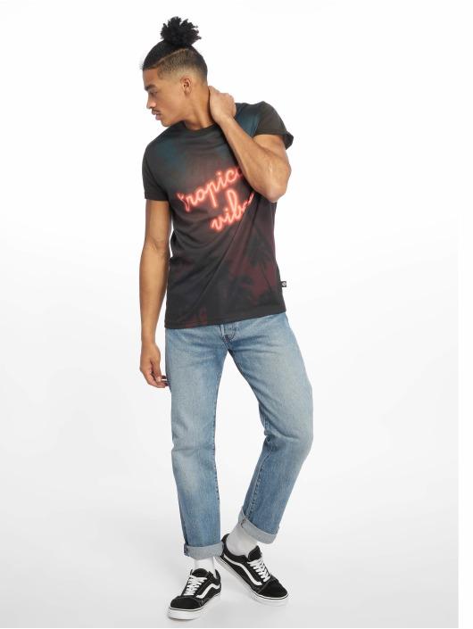 Just Rhyse T-Shirt Chaje black