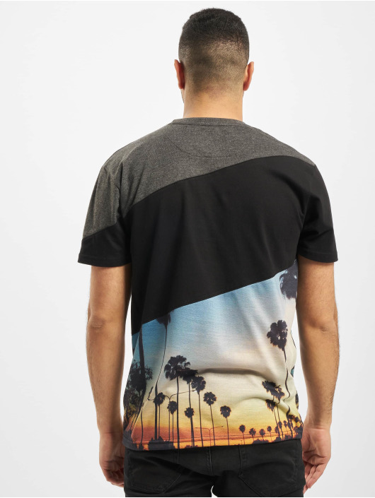 Just Rhyse T-Shirt Monte Ruivo black