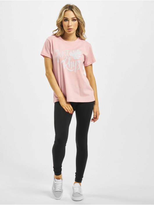 Just Rhyse T-Shirt San Simeon rose