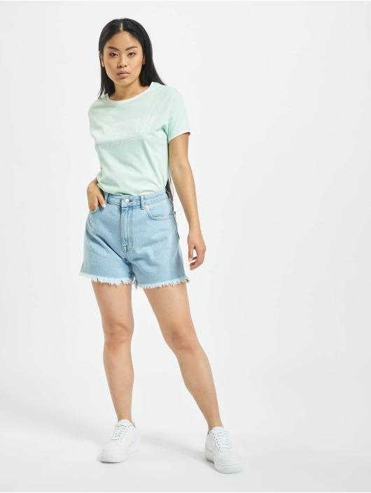 Just Rhyse T-Shirt Santa Monica turquoise