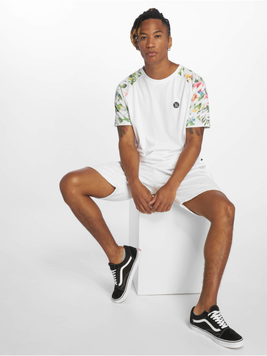 Just Rhyse T-Shirt Port Salerno white
