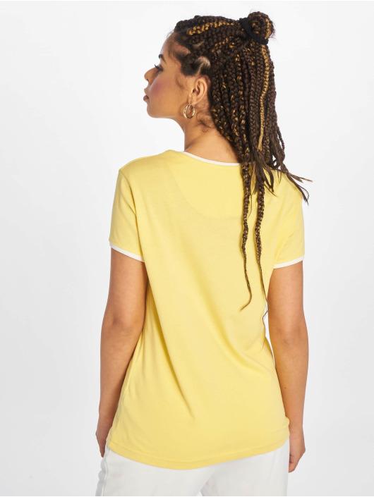 Just Rhyse T-Shirt Santa Monica yellow