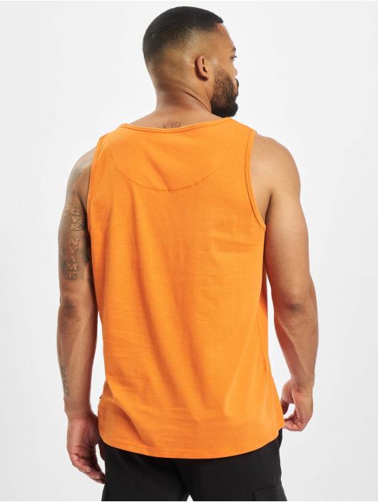 Just Rhyse Tank Tops Carara orange