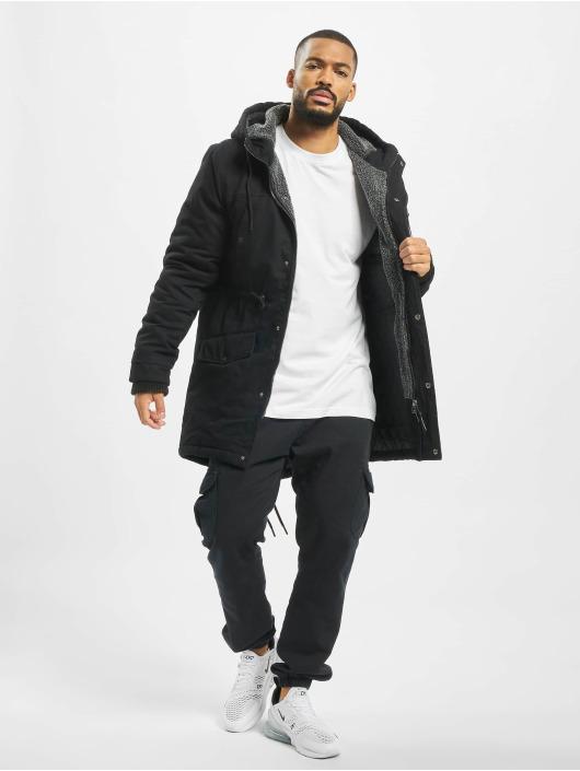 Just Rhyse Winter Jacket Columbus black
