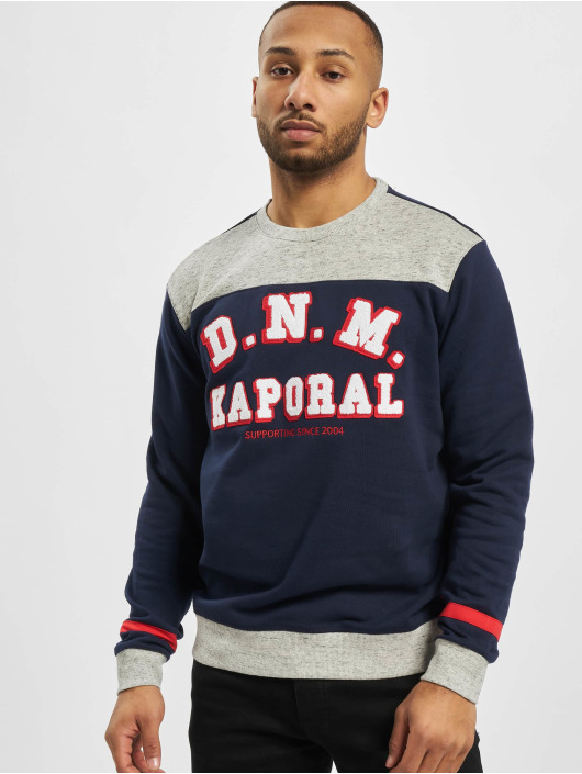 Kaporal Pullover Knitted blue