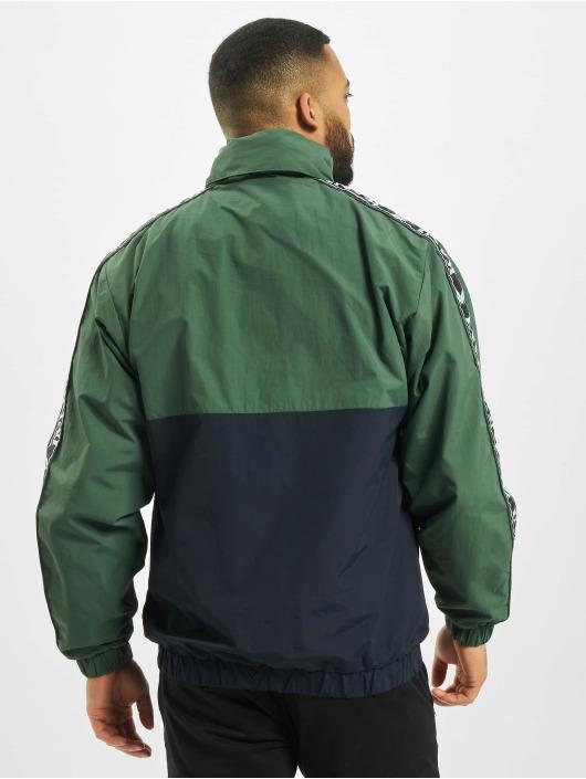 Karl Kani Lightweight Jacket Retro Tape green