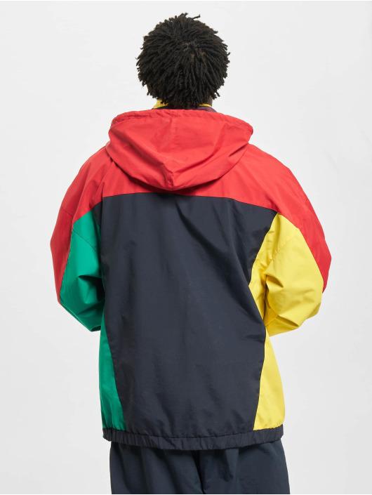 Karl Kani Lightweight Jacket Retro Block red