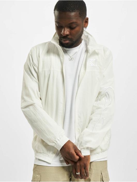 Karl Kani Lightweight Jacket Signature white