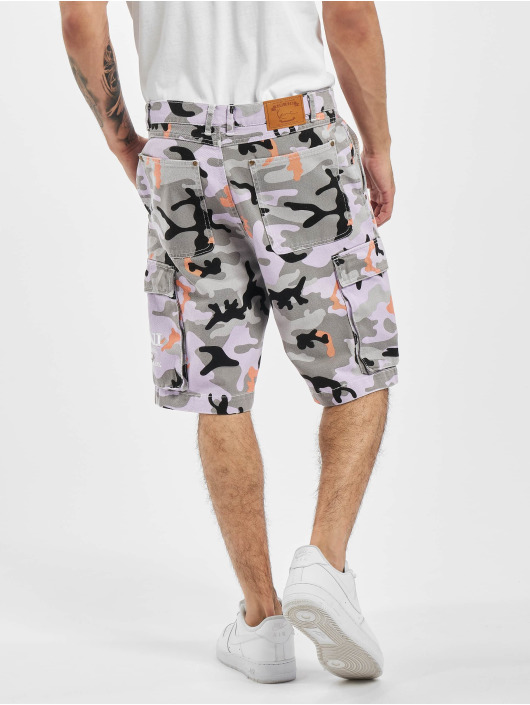 Karl Kani Short Kk Camo gray