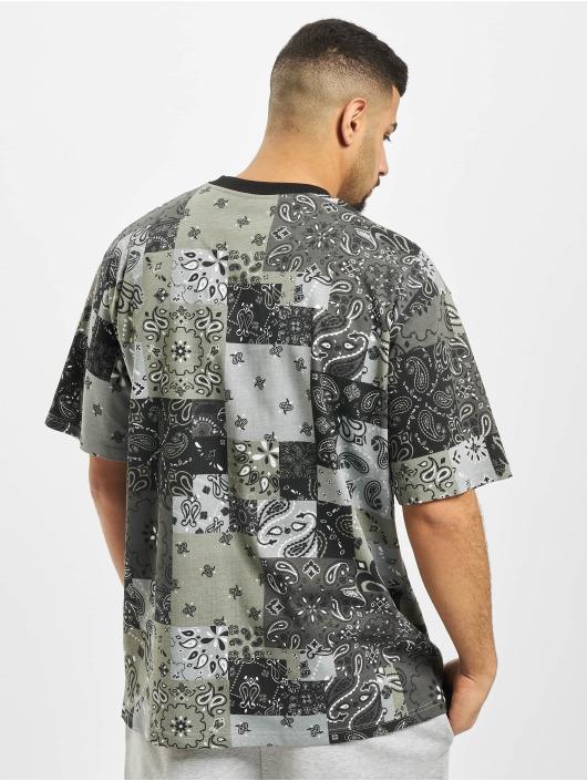 Karl Kani T-Shirt Kk Signature Paisley black