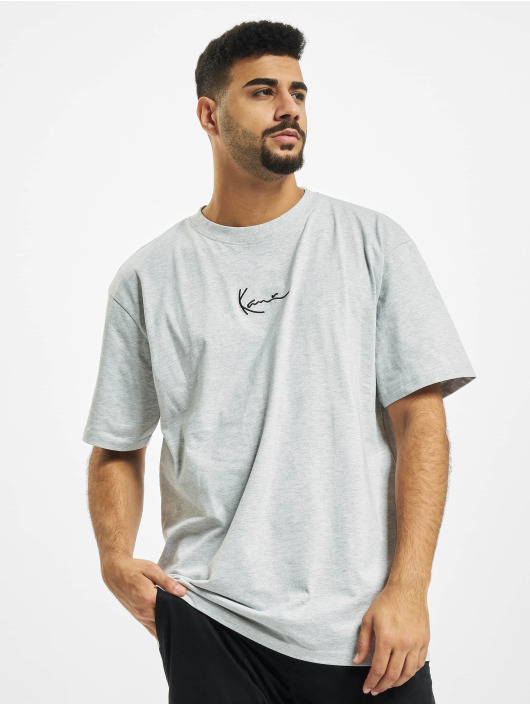 Karl Kani T-Shirt Kk Small Signature gray