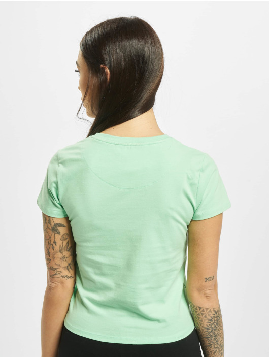 Karl Kani T-Shirt Signature Short green