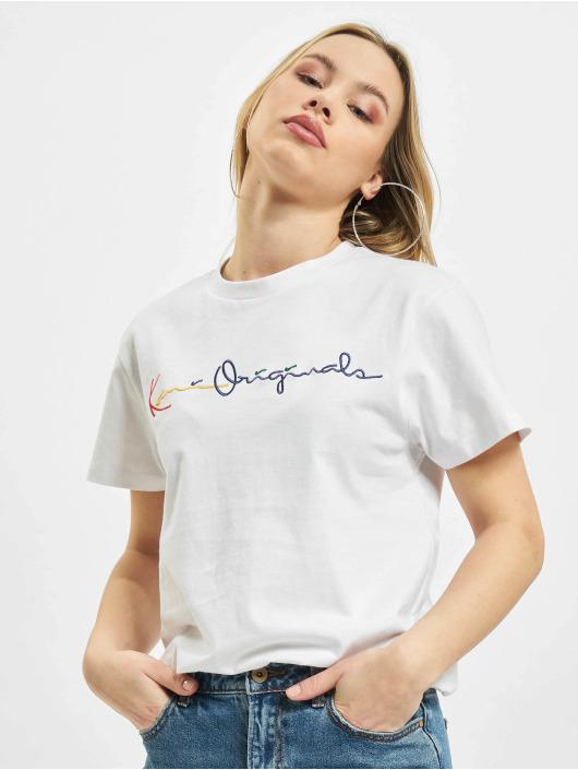 Karl Kani T-Shirt Originals white