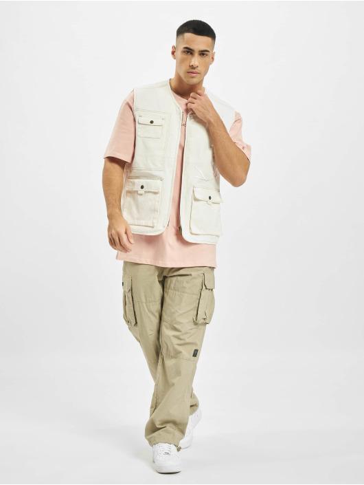 Karl Kani Vest Signature Utility white