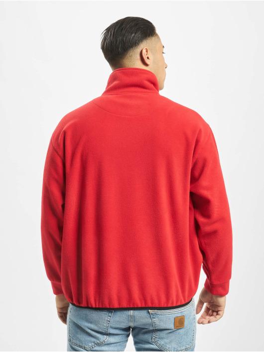 Keine Liebe Pullover Polar Fleece red