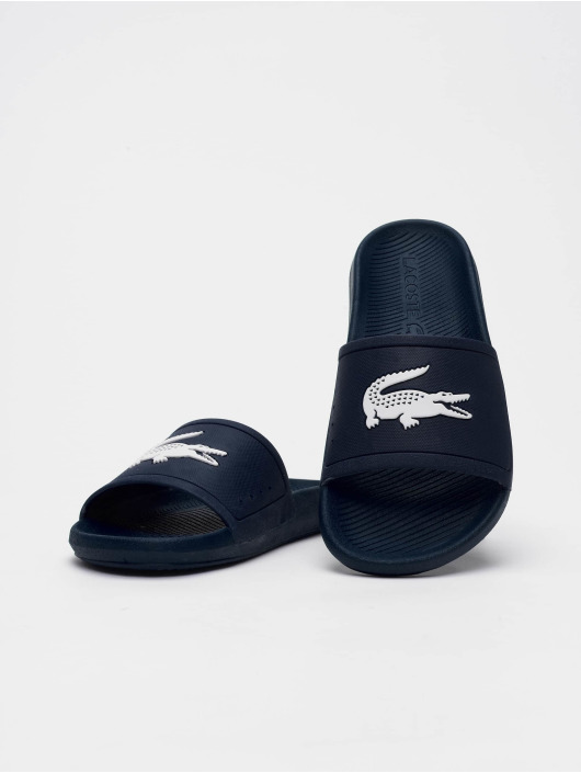 Lacoste Sandals Croco 119 1 CMA blue
