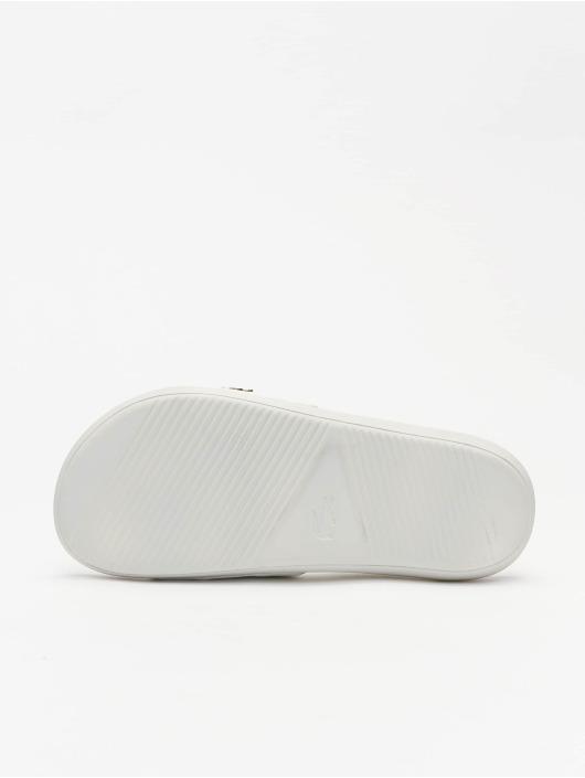 Lacoste Sandals Croco 120 3 US CFA white