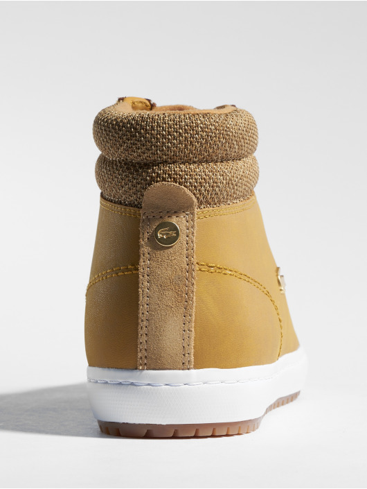 Lacoste Sneakers Straightset Insulatec3182 Caw beige