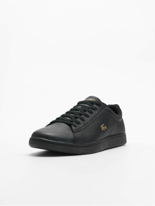 Lacoste Sneakers Carnaby Evo black