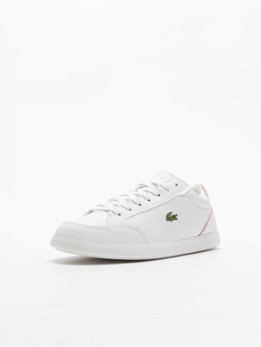 Lacoste Sneakers Graduate Cap white
