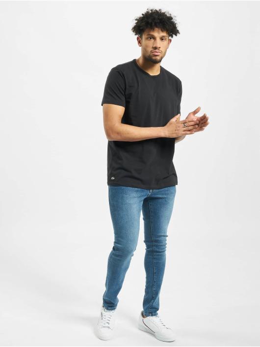 Lacoste T-Shirt 2-Pack C/N black