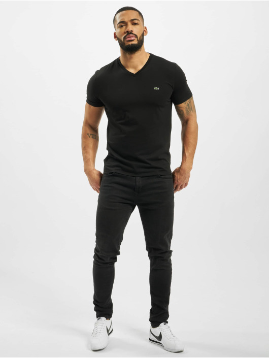 Lacoste T-Shirt Basic black