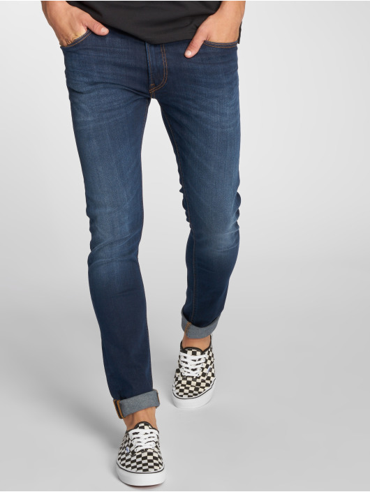 Lee Slim Fit Jeans Luke blue