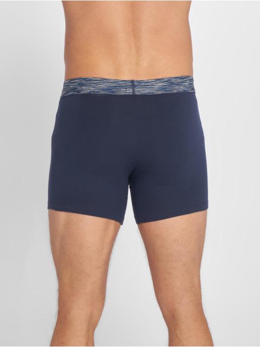 Levi's® Boxer Short Multicolor Optical Illusion 2-Packdef blue