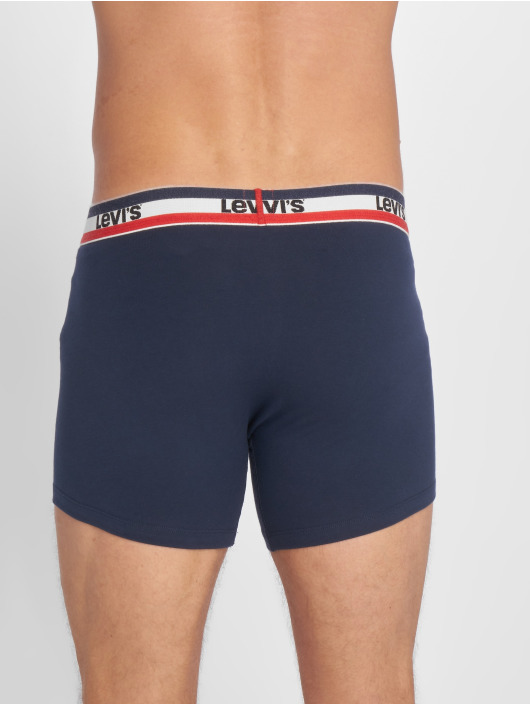 Levi's® Boxer Short Olympic Color 2-Pack blue