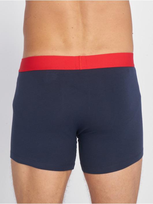 Levi's® Boxer Short Logo AOP blue