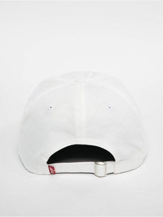 Levi's® Snapback Cap Big Batwing white