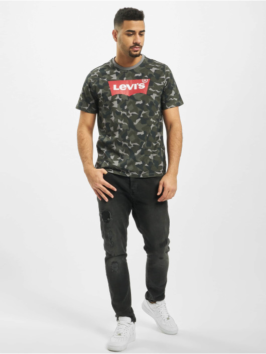 Levi's® T-Shirt Housemark Graphic camouflage