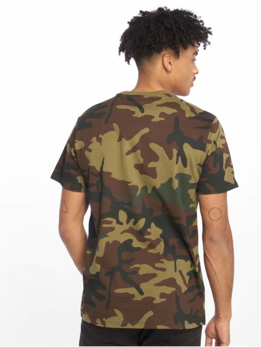 Levi's® T-Shirt Housemark Graphic Fill Camo green
