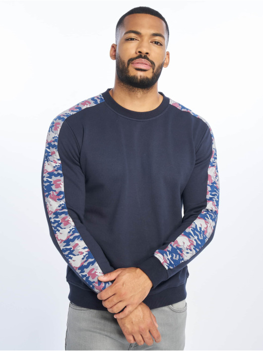 Lifted Pullover Ken blue