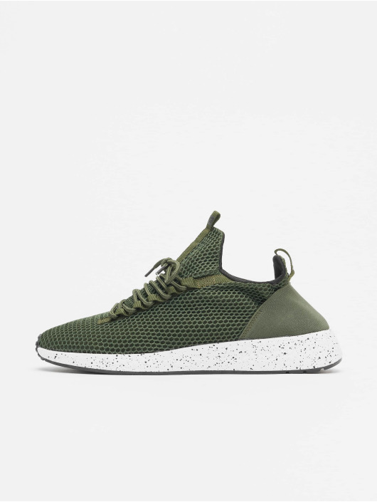 Lifted Sneakers Tory olive