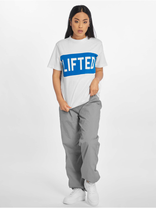 Lifted T-Shirt Tam white