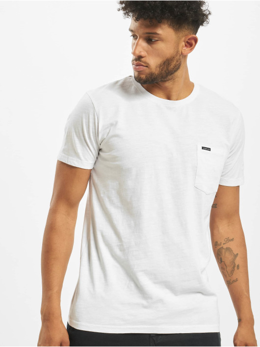 Lindbergh T-Shirt Pocket white