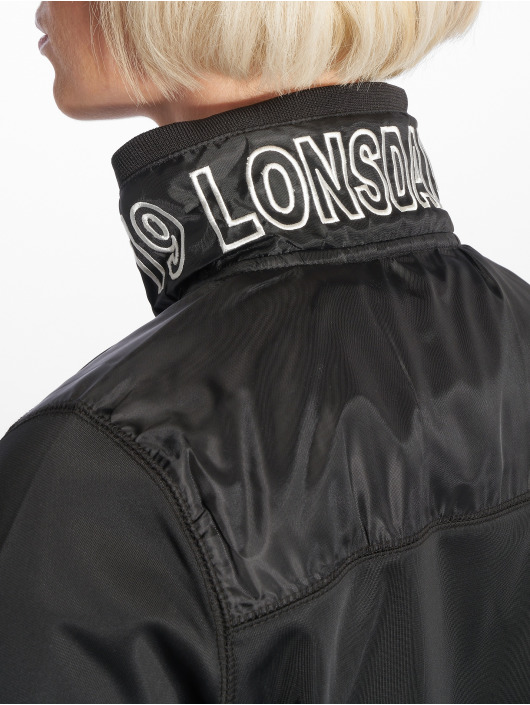 Lonsdale London Lightweight Jacket Ellie black