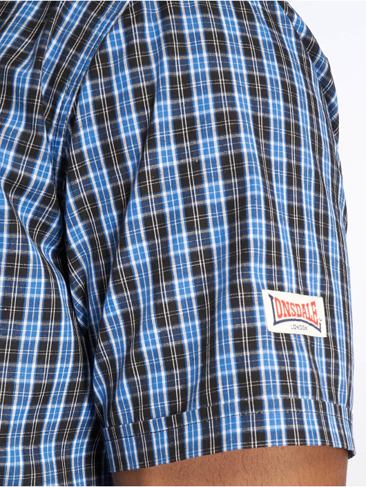 Lonsdale London Shirt Brixworth blue