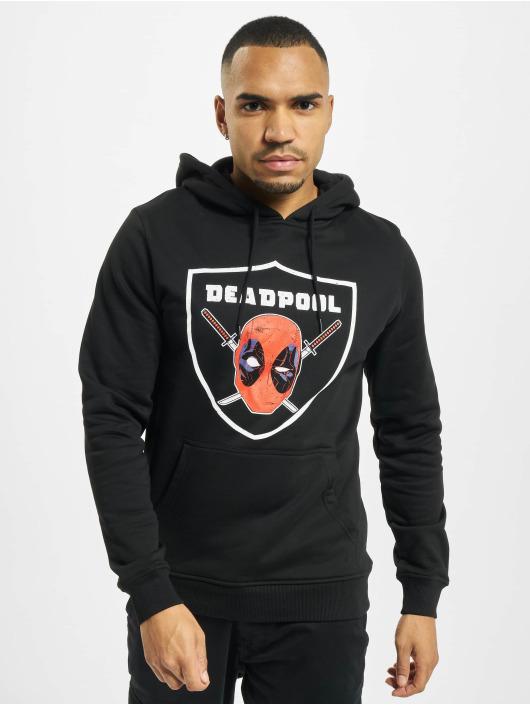 Merchcode Hoodie Deadpool Raider black